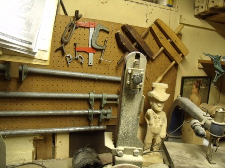 Scroll Saw and Band Saw