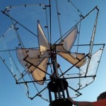 Todd Cahill's wind collector